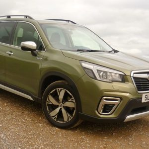 Subaru Forester e-Boxer review
